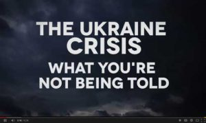 Ukraine Crisis - What You're Not Being Told